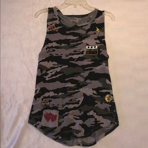 Chaser tank top